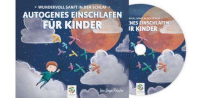 Autogenes Einschlafen für Kinder, Audio-CD, Sonja Polakov