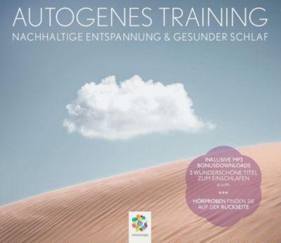 Autogenes Training, 1 Audio-CD - minddrops pdf epub