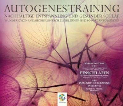 Autogenes Training, 1 Audio-CD