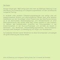 Autogenes Training mit Entspannungsmusik inkl. persönlicher Entspannungsberatung - Produktdetailbild 2