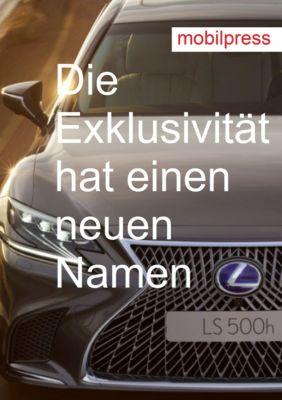 Automodelle: Lexus LS 500h