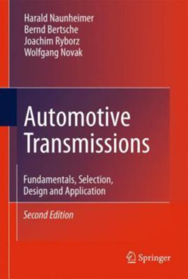 Automotive Transmissions, Gisbert Lechner, Harald Naunheimer