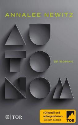Autonom - Annalee Newitz |