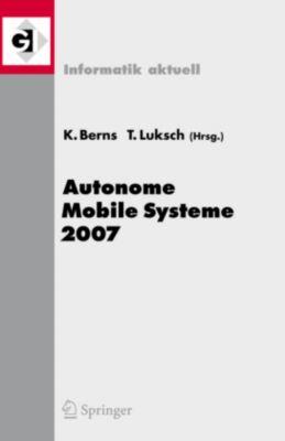 Autonome Mobile Systeme 2007