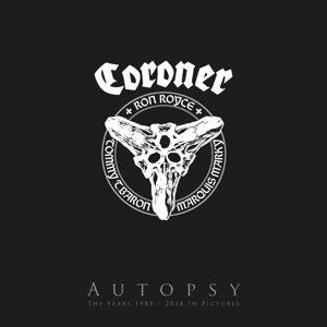 Autopsy, Coroner