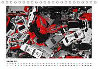 Autos aus der Spielzeugkiste (Tischkalender 2019 DIN A5 quer) - Produktdetailbild 1