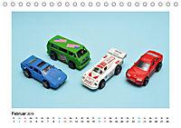 Autos aus der Spielzeugkiste (Tischkalender 2019 DIN A5 quer) - Produktdetailbild 2