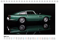 Autos aus der Spielzeugkiste (Tischkalender 2019 DIN A5 quer) - Produktdetailbild 4