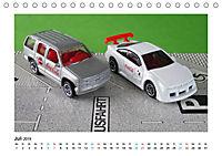 Autos aus der Spielzeugkiste (Tischkalender 2019 DIN A5 quer) - Produktdetailbild 7