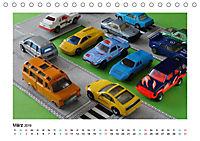 Autos aus der Spielzeugkiste (Tischkalender 2019 DIN A5 quer) - Produktdetailbild 3