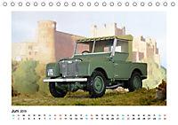 Autos aus der Spielzeugkiste (Tischkalender 2019 DIN A5 quer) - Produktdetailbild 6