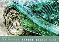 Autoveteranen - kunstvoll inszeniert (Tischkalender 2019 DIN A5 quer) - Produktdetailbild 2