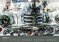 Autoveteranen - kunstvoll inszeniert (Wandkalender 2019 DIN A4 quer) - Produktdetailbild 8