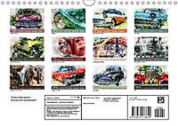 Autoveteranen - kunstvoll inszeniert (Wandkalender 2019 DIN A4 quer) - Produktdetailbild 13
