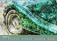 Autoveteranen - kunstvoll inszeniert (Wandkalender 2019 DIN A2 quer) - Produktdetailbild 2