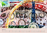 Autoveteranen - kunstvoll inszeniert (Wandkalender 2019 DIN A2 quer) - Produktdetailbild 7