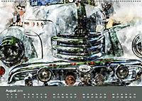 Autoveteranen - kunstvoll inszeniert (Wandkalender 2019 DIN A2 quer) - Produktdetailbild 8