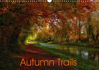 Autumn Trails (Wall Calendar 2019 DIN A3 Landscape), Kanstantsin Markevich