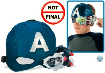 AV Captain America Elektron. Action He