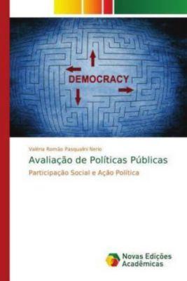 Avaliação de Políticas Públicas, Valéria Romão Pasqualini Nerio