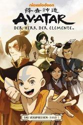 Avatar - Der Herr der Elemente Band 1: Das Versprechen 1