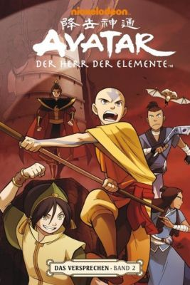Avatar - Der Herr der Elemente Band 2: Das Versprechen 2 -  pdf epub