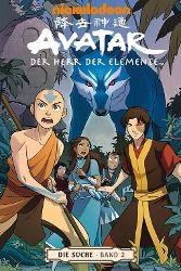 Avatar - Der Herr der Elemente Band 6: Die Suche 2
