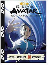 Avatar - Der Herr der Elemente, Buch 1: Wasser - Vol. 2, Diverse Interpreten
