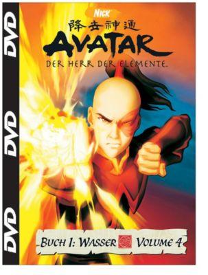 Avatar - Der Herr der Elemente, Buch 1: Wasser - Vol. 4, Diverse Interpreten