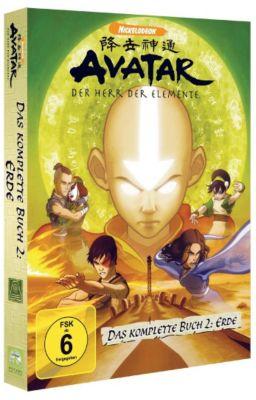 Avatar - Der Herr der Elemente, Das komplette Buch 2: Erde, Keine Informationen