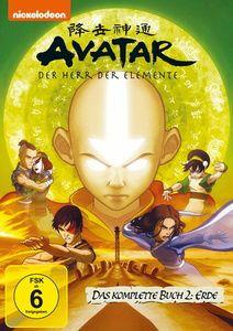 Avatar - Der Herr der Elemente, Das komplette Buch 2: Erde, Diverse Interpreten