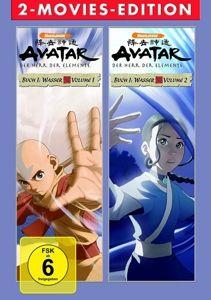 Avatar: Herr der Elemente, Das komplette Buch 1: Wasser DVD-Box, Diverse Interpreten