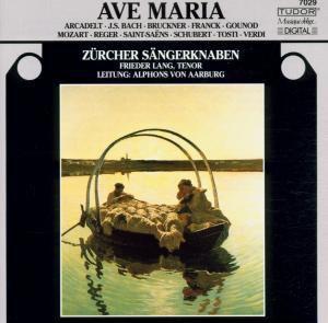 Ave Maria, Züricher Sängerknaben