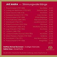Ave Maria-Cello Und Harfe - Produktdetailbild 1