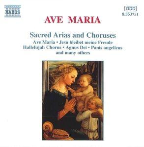 Ave Maria (Geistliche Arien und Chöre), Diverse Interpreten