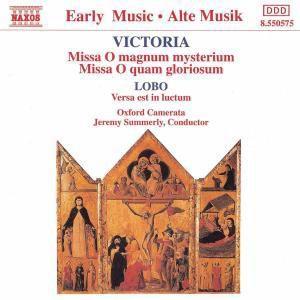 Ave Maria/Messen/Versa Est, Summerly, Oxford Camerata
