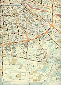Avignon Plan de Ville 1 : 10 000 - Produktdetailbild 1