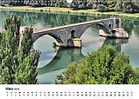 Avignon - Weltkulturerbe der UNESCO (Wandkalender 2019 DIN A3 quer) - Produktdetailbild 3