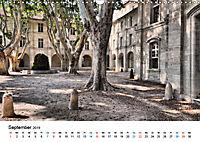 Avignon - Weltkulturerbe der UNESCO (Wandkalender 2019 DIN A3 quer) - Produktdetailbild 9