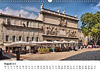 Avignon - Weltkulturerbe der UNESCO (Wandkalender 2019 DIN A3 quer) - Produktdetailbild 8