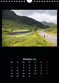 Away from the city (Wall Calendar 2019 DIN A4 Portrait) - Produktdetailbild 1