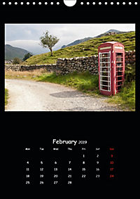 Away from the city (Wall Calendar 2019 DIN A4 Portrait) - Produktdetailbild 2