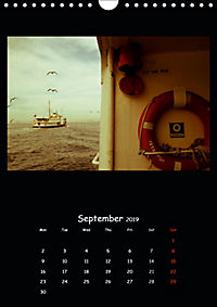 Away from the city (Wall Calendar 2019 DIN A4 Portrait) - Produktdetailbild 9