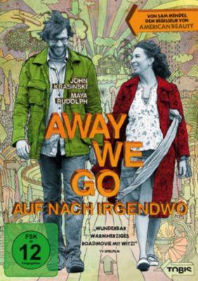 Away We Go - Auf nach Irgendwo, Maya Rudolph,Jeff Daniels John Krasinski