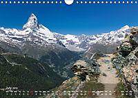 Awe-Inspiring Landscapes of the World: The Hiking Calendar / UK-Version (Wall Calendar 2019 DIN A4 Landscape) - Produktdetailbild 7