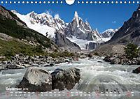 Awe-Inspiring Landscapes of the World: The Hiking Calendar / UK-Version (Wall Calendar 2019 DIN A4 Landscape) - Produktdetailbild 9