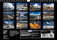 Awe-Inspiring Landscapes of the World: The Hiking Calendar / UK-Version (Wall Calendar 2019 DIN A4 Landscape) - Produktdetailbild 13