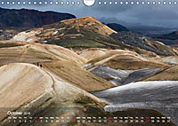 Awe-Inspiring Landscapes of the World: The Hiking Calendar / UK-Version (Wall Calendar 2019 DIN A4 Landscape) - Produktdetailbild 10