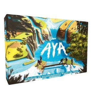 Aya (Spiel), Olivier Gregoire, Thibaut Quintens