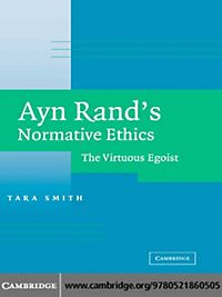 a review of ayn rands theory of objectivity Ayn rand's theory of rights - a critique so when the ayn rand society asked me to comment on a paper by fred miller and adam mossoff on ayn rand's theory of rights at the upcoming pacific division the fact that it was presented as non-fiction is a serious affront objectivity.